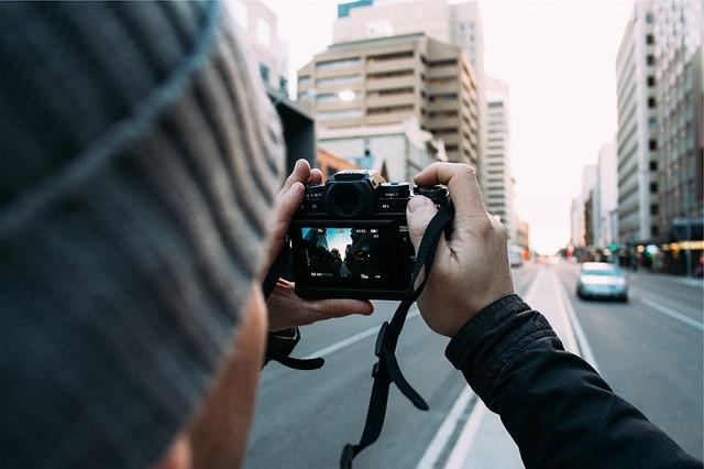 photographer, picture, camera